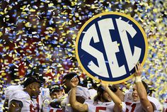 Georgia Sports Craze: The Top 5 Must-See SEC Football Games for 2013