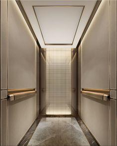 Elevator Design, Lift Design, Lifted Cars, Model House, Lobby Design, Lobbies, Corridor, Hallways, Stairs