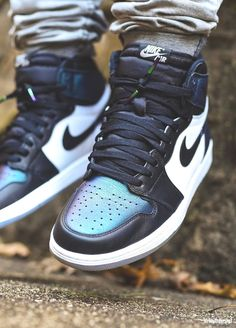Nike Air Jordan 1 All Star / Gotta Shine - 2017 (by str8outtajersey3)