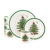 Spode Dinnerware, Christmas Tree Collection / MACYS