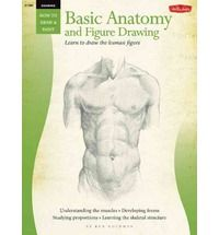Beginner's Guide: Basic Anatomy and Figure Drawing - Everything Artists Need to Know to Draw the Human Figure