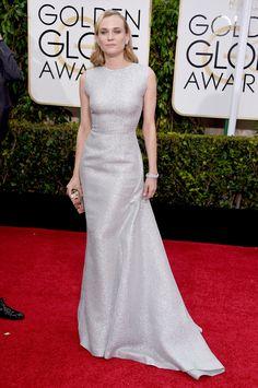 Diane Kruger #GoldenGlobes