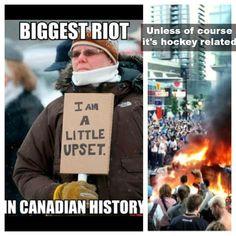 Canada or hockey board? Tough decisions