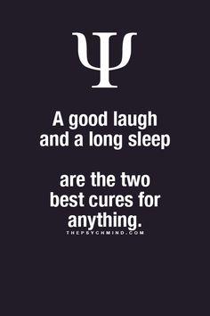 I've been laughing for days upon days.....I finally got some sleep I feel like a million bucks!