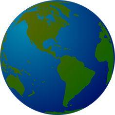 Earth, World, Globe, Map, Planet - Free Image on Pixabay