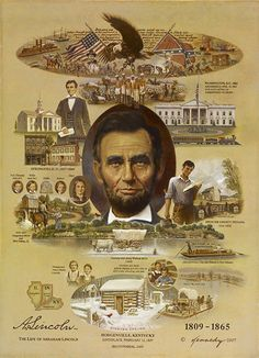 The Life of Abraham Lincoln, by Thomas Kennedy