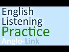 Learn English Listening Skills - How to understand native English speakers - YouTube