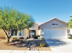 2/17/14. Winterhaven wonderful! Beautifully maintained home in Sierra Vista's age restricted, gated community. 2BR split plan + den, 2 baths, spacious great room w/fireplace & dining area. Oversized yard w/wide open space, a covered patio, mountain views & beautiful sunsets! $209,900. MLS#148694. Call Virginia Cleven, 520-458-8822 office, 520-678-0255 cell, or email vcleven@cox.net. www.virginiacleven.com. ERA Four Feathers Realty.