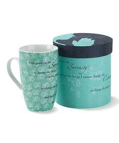 Another great find on #zulily! Starcrest 'Serenity' Mug #zulilyfinds