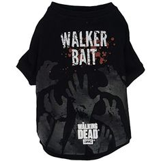 a6b1781ae The Walking Dead Walker Bait Dog Tshirt (Medium) by The Coop   Read more  reviews of the product by visiting the link on the image.