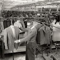 British Tailoring and the Leeds Tailoring Industry