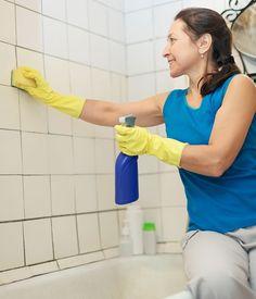 Nettoyant de carrelage salle de bains sur pinterest Astuce pour nettoyer les joints de salle de bain