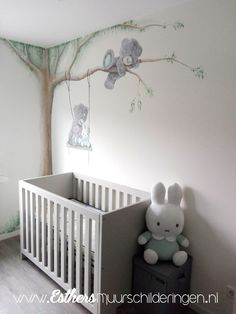I to you wear and miffy on the swing. Nice for the kids room – Babyzimmer ID … Baby Room Art, Baby Bedroom, Baby Boy Rooms, Baby Room Decor, Baby Boy Nurseries, Nursery Room, Kids Bedroom, Chambre Nolan, Baby Wall Stickers