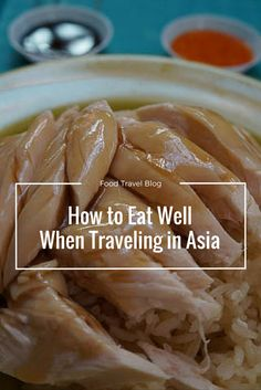 Our Asia food travel guide will show you the best places to go for food when traveling in Asia.