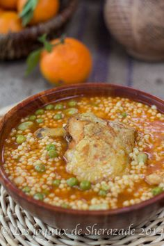 berkoukes algérien Savoury Dishes, Food Dishes, Algerian Recipes, Algerian Food, Tunisian Food, Food Porn, Snap Food, Ramadan Recipes, Exotic Food
