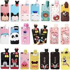 For OPPO iPhone Case Cover Cute Dolls Kawaii Cartoon Animals Soft Silicone – My Wallpapers Page Cool Iphone Cases, Best Iphone, Cute Phone Cases, Iphone Phone Cases, Iphone Case Covers, Friends Phone Case, Diy Phone Case, Iphone 7 Plus, Disney Phone Cases