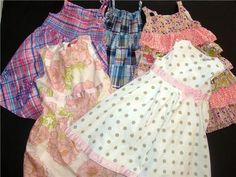 Very pretty baby girl dresses size 4T/4