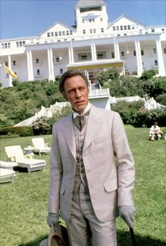 Christopher Plummer in Somewhere in Time (1980)