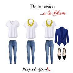 De lo básico a lo glam: dale ese toque extra a tus outfits