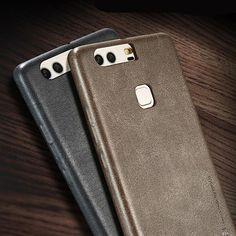Husa din piele Huawei P9 Plus , o husa simpla, subtire, protejeaza telefonul si iti ofera un design placut datorita pielei sintetice la un pret foarte bun