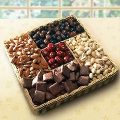 Sweet & Savory Snack Tray