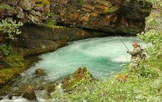 Norway, fishing trip, angling, travel.