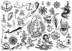 Nautical neo traditional