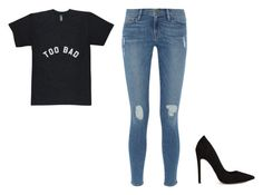 """""""Untitled #269"""" by neja-hajdinjak ❤ liked on Polyvore featuring Frame Denim and ASOS"""