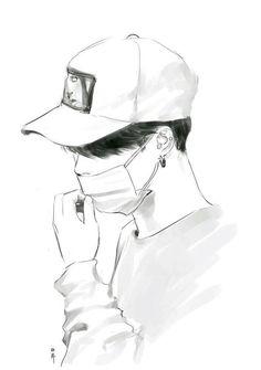 Read capitulo 7 (parte dos de sabe cuantas :b) from the story adoptada Por bts?[bts y tu] by anitacachorrita with reads. Jimin Fanart, Kpop Fanart, Bts Fans, Kpop Drawings, Drawings For Boys, Pencil Drawings, Bts Chibi, Cute Anime Guys, Anime Boys