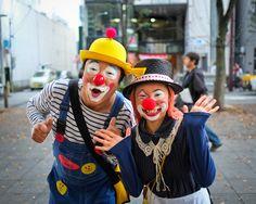 https://flic.kr/p/hoKXEp | Clowns | 2013 Shizuoka Daidogei Busker`s Festival