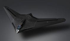 SS Spec. Projects Div. Ho-1000 stealth hyper jet