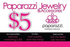 Vistaprint Paparazzi | Paparazzi Jewelry and Accessories. Accessories, invite, become poster ...