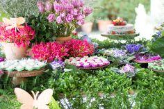 Jardim Secreto, aniversário de um ano / Secret Garden, 1st birthday party