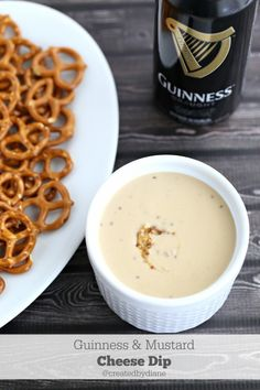 Guinness and Mustard