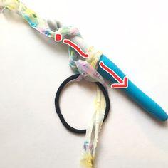 ギルドバイピーオーディー ゆめかわいいシュシュとブレスレット作り方 Diy Accessoires, Scrunchies, Diy And Crafts, Hair Accessories, Personalized Items, Sewing, Crochet, Necklaces, Bangle Bracelets