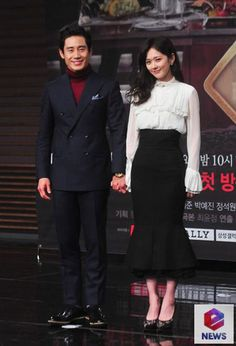 KPOP NEWS - [Photo] Lee Joon, Jang Nara, Shin Ha Kyun and More Gather for ′Mr…