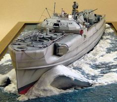 S-100 Schnellboot by Christian Wacker (Revell 1/72)