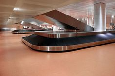 Marco Polo airport - Venice, Italy / Zeus flooring https://www.pinterest.com/artigo_flooring/zeus/