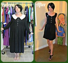 "refashionista.net. jillian owens takes unwanted thrift store clothes and ""refashions"" them to give them an updated and fashionable look."