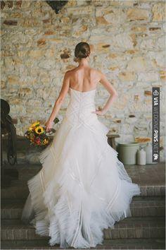 Bardot Dress by Matthew Christopher | CHECK OUT MORE IDEAS AT WEDDINGPINS.NET | #weddingfashion