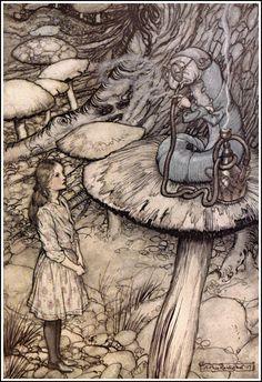 Illustration 1900-1920 | Lilith Granberg