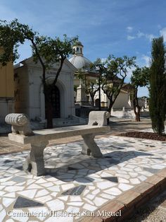 Andalusia Spain, Malaga, Patio, Facebook, Twitter, Google, Outdoor Decor, San Miguel, Cemetery