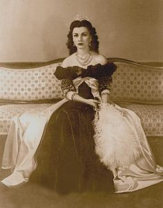 Fawzia of Egypt, Empress of Iran