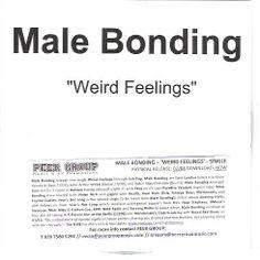 "Male bonding with ""weird feelings."""