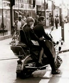 Jimmy and Steph  from Quadrophenia