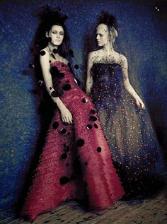 """""""It's All About Uniqueness."""" by Paolo Roversi for Vogue Italia September 2014"""