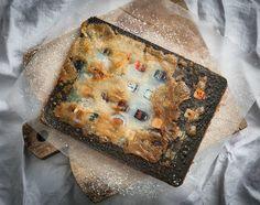 iPad con gabardina.