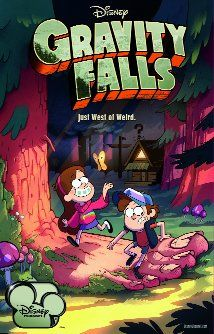Gravity Falls. One of my favorite shows right now. Possibly my favorite. So funny. So unique. So intriguing. Best. Cartoon. Ever. Annnd, not particularly child-appropriate. The scary paranormal aspects of the show can get very scary, and creepy.