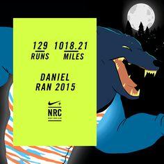 NRC Re-Run – Persönlicher Läufer Jahresrückblick von Nike für die Läufe des Jahres | Sports Insider Magazin