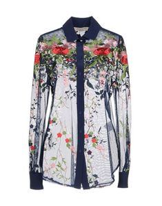 Piccione Women Floral Shirts & Blouses on YOOX. The best online selection of Floral Shirts & Blouses Piccione. YOOX exclusive items of Italian and international designers - Secure payments - Free Return Pop Up Shops, Shirt Blouses, Shirts, Sportswear Brand, Floral Design, Floral Prints, Shirt Dress, Silk, Angela Martin